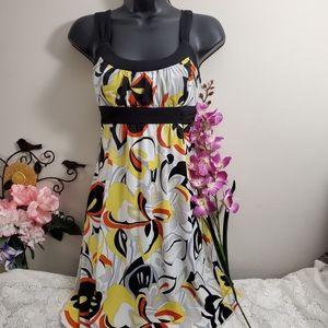 La Belle Floral Summer Dress